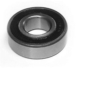 Picture of (Qty 10) 6204-2RS two side rubber seals bearing 6204 rs ball bearings 6204rs (#111714584868)
