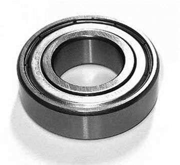 Picture of (Qty 1) 6205-2RS two side rubber seals bearing 6205 rs ball bearings 6205rs (#121858383251)