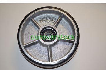 Picture of Crown PTH50 Steer Wheel 44495-001 Steel Hub (#122176836950)