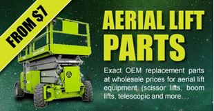Picture for category Aerial Lift Parts