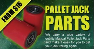 Picture for category Pallet Jack Parts